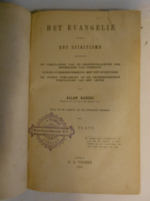 Evangelie volgens het spiritisme